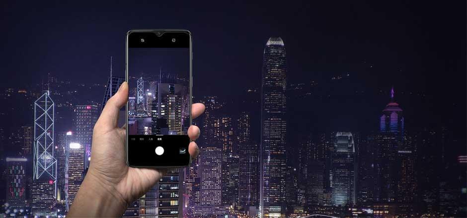 用 OnePlus 记录城市之美 赢万元大奖