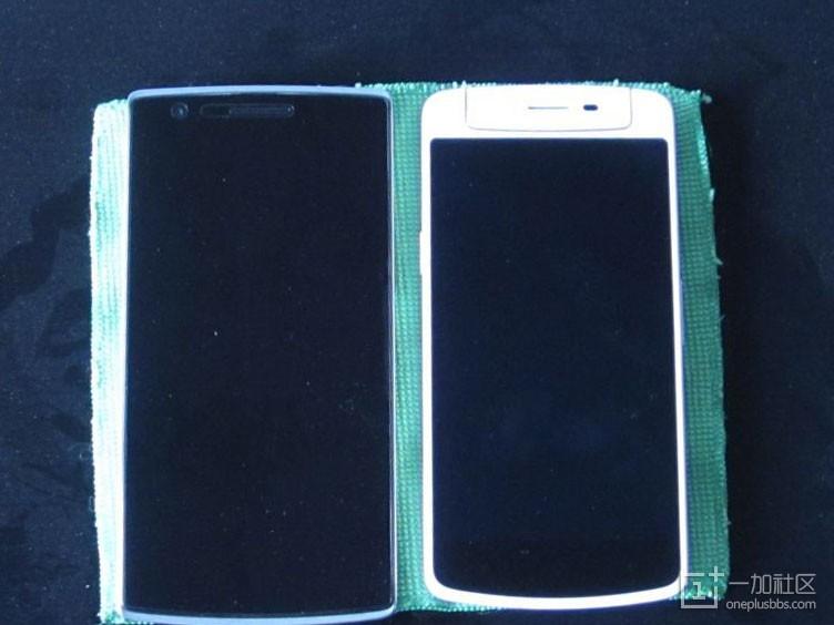 不将就的一加 VS OPPO N1 Mini 硬件设计对比 OnePlus 1 一加手机社区官方论坛