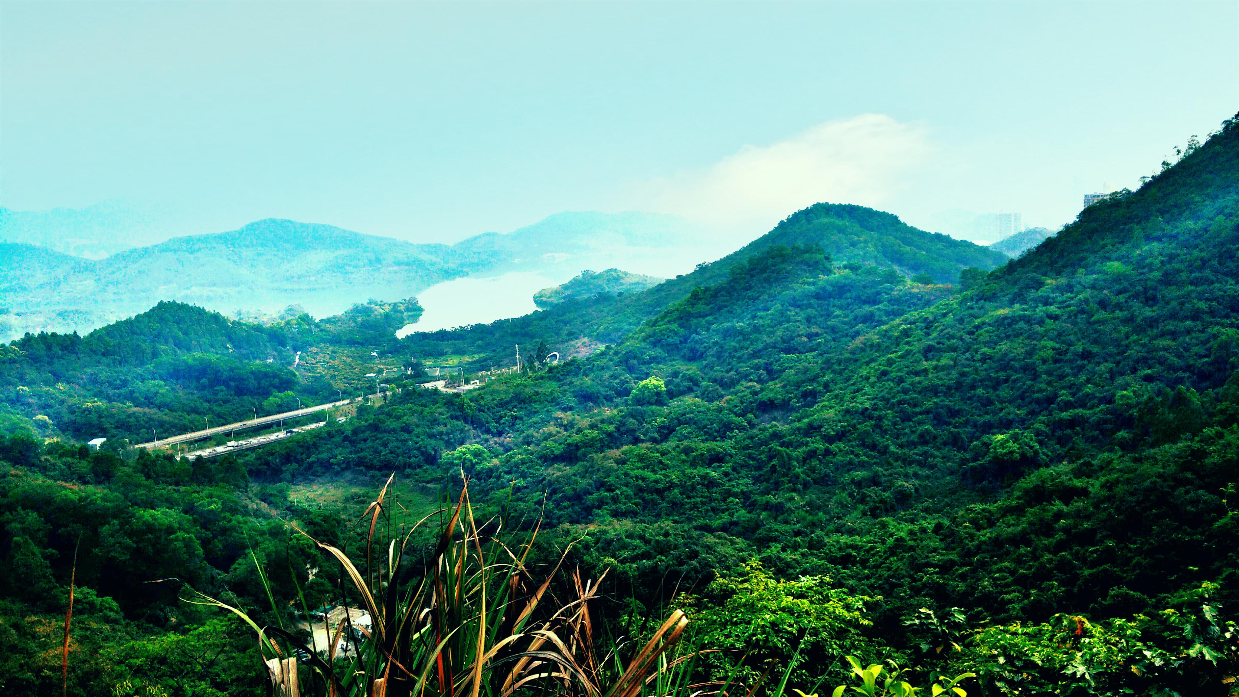 生活在深圳,求水山公园一游图片