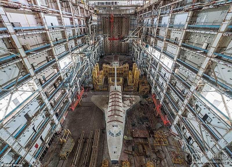 前苏联的奇迹:两架机密航天飞机惊现人间!