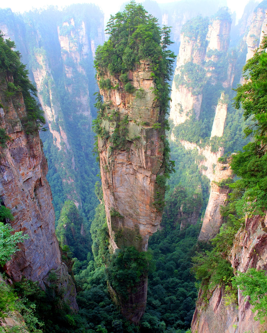 国外摄影师票选:中国最美20大风景地(投票) .