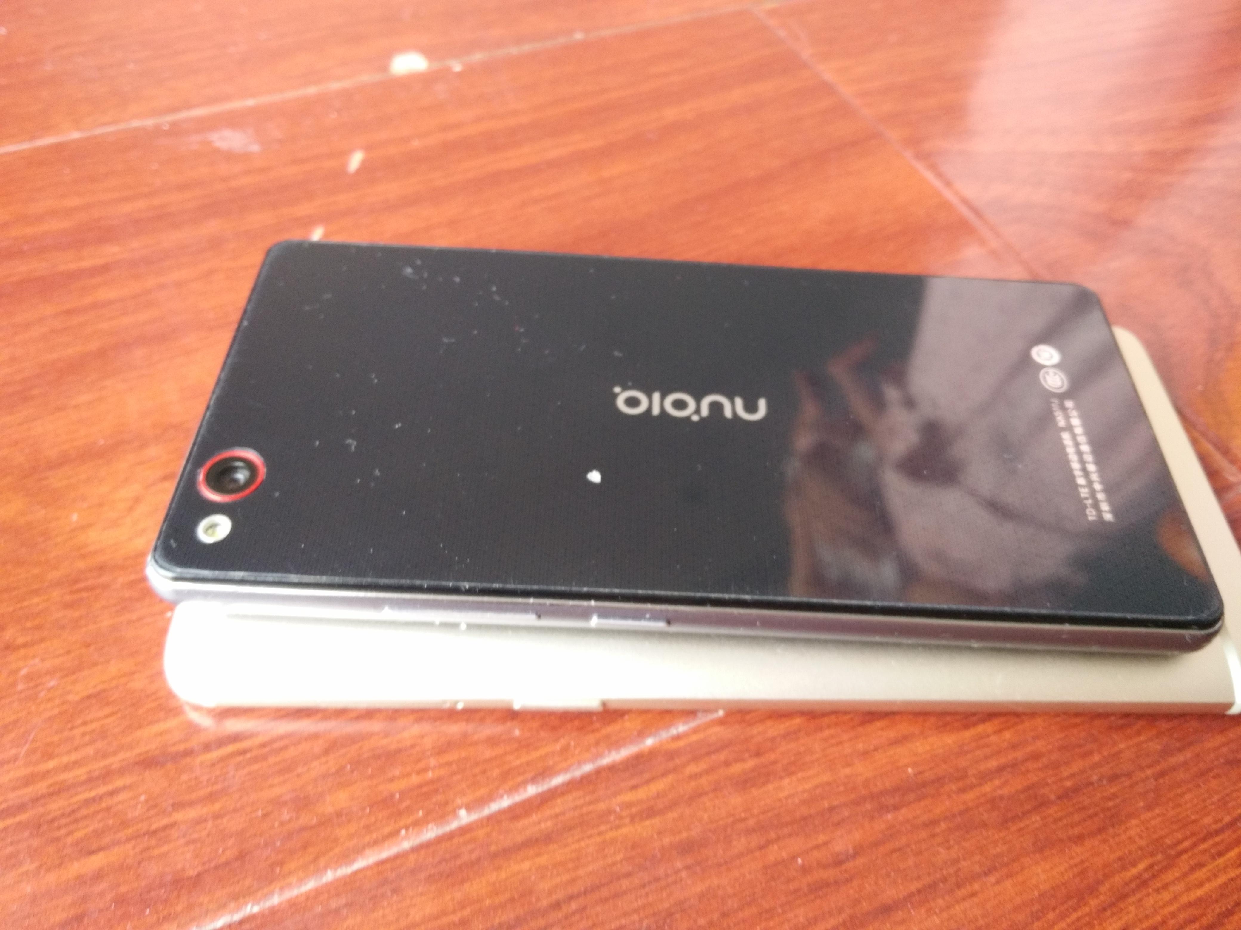 一加3与nubiaz9mini外观对比 OnePlus 3 一加手机社区官方论坛