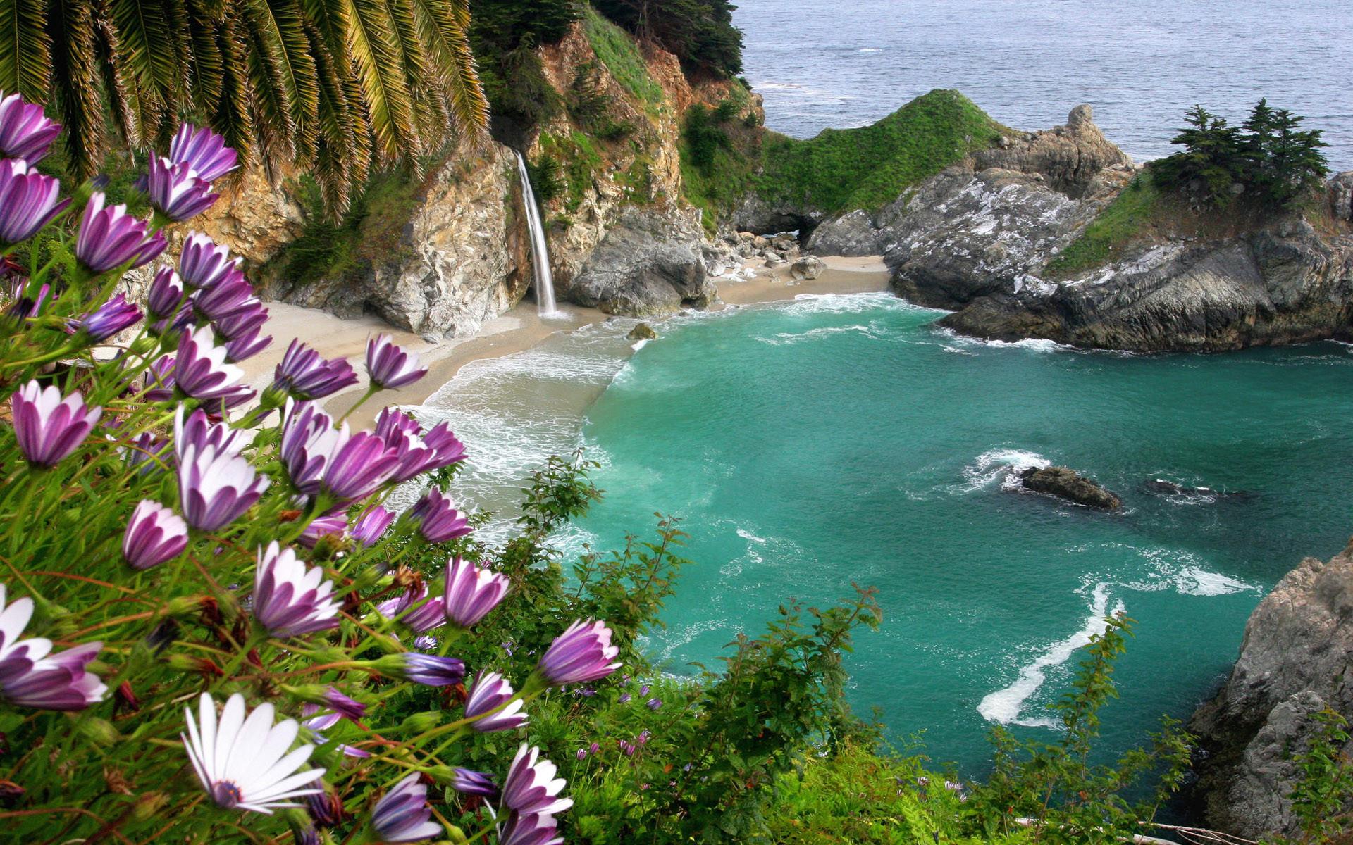 【资源组】加利福尼亚风景宽屏壁纸 47p