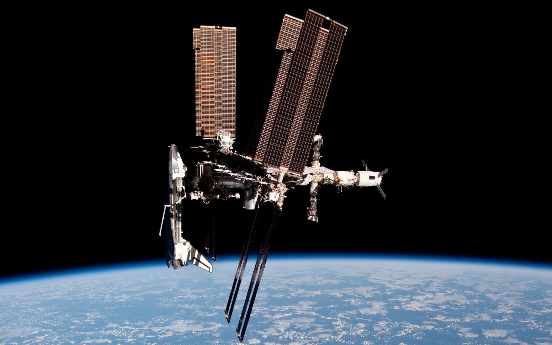 自制太空主題壁紙圖片