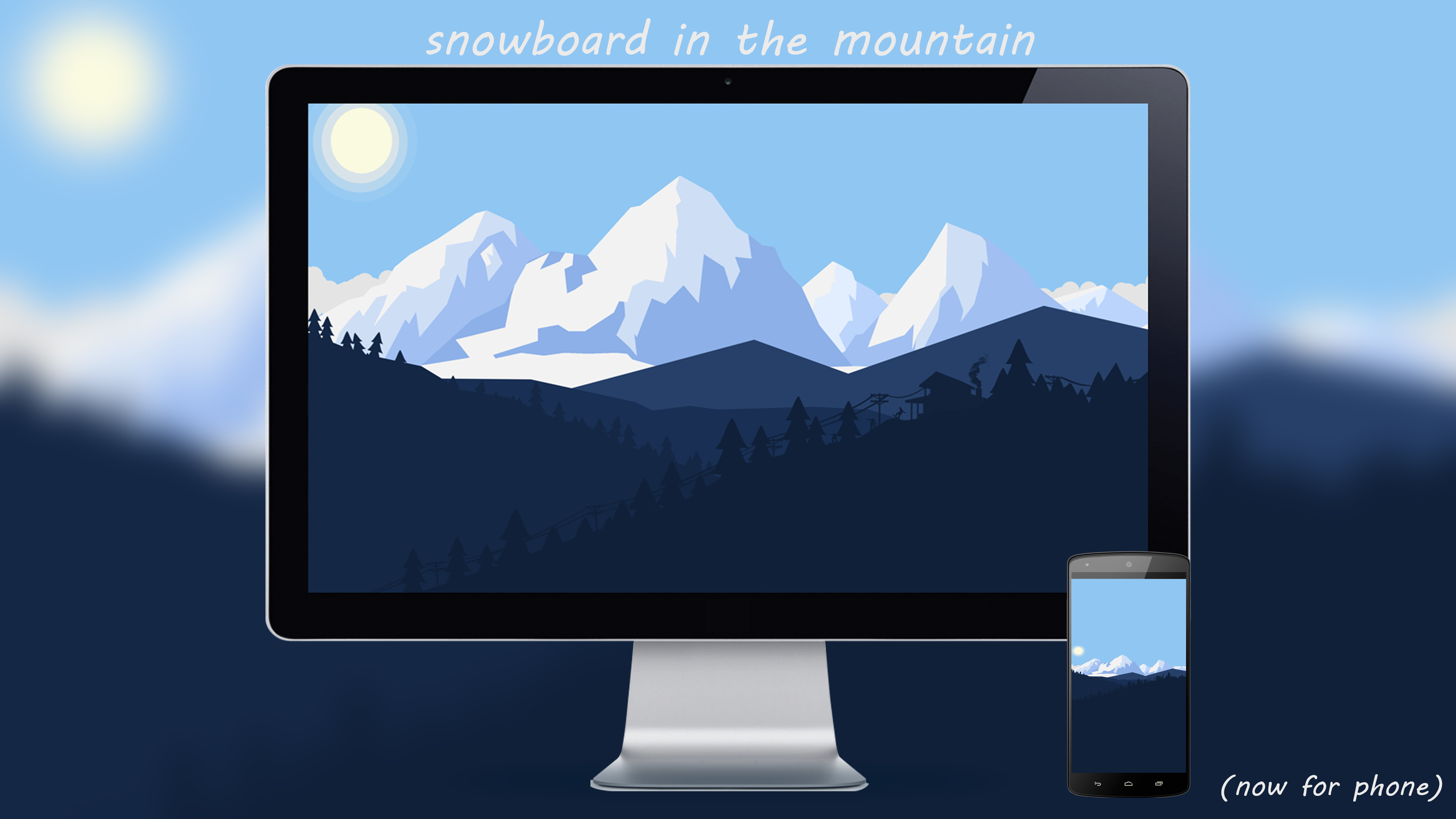 snowbord in the mountain by designuchiha.jpg