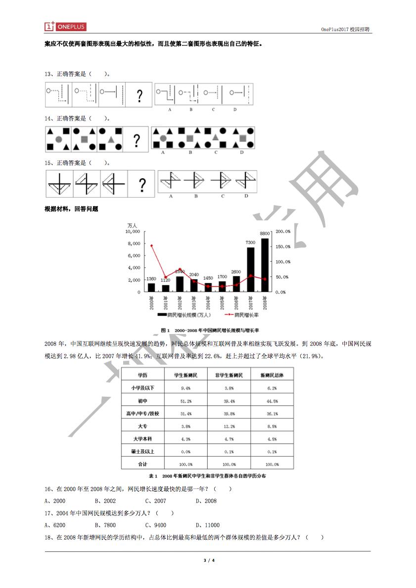 OnePlus 2017 春季校招真题-推文3.jpg