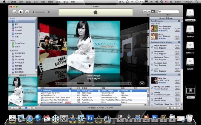 当年Acer笔记本的黑苹果系统