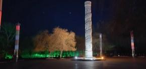 【寒夜】公园夜景