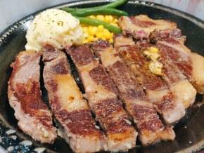 今天晚餐吃牛排