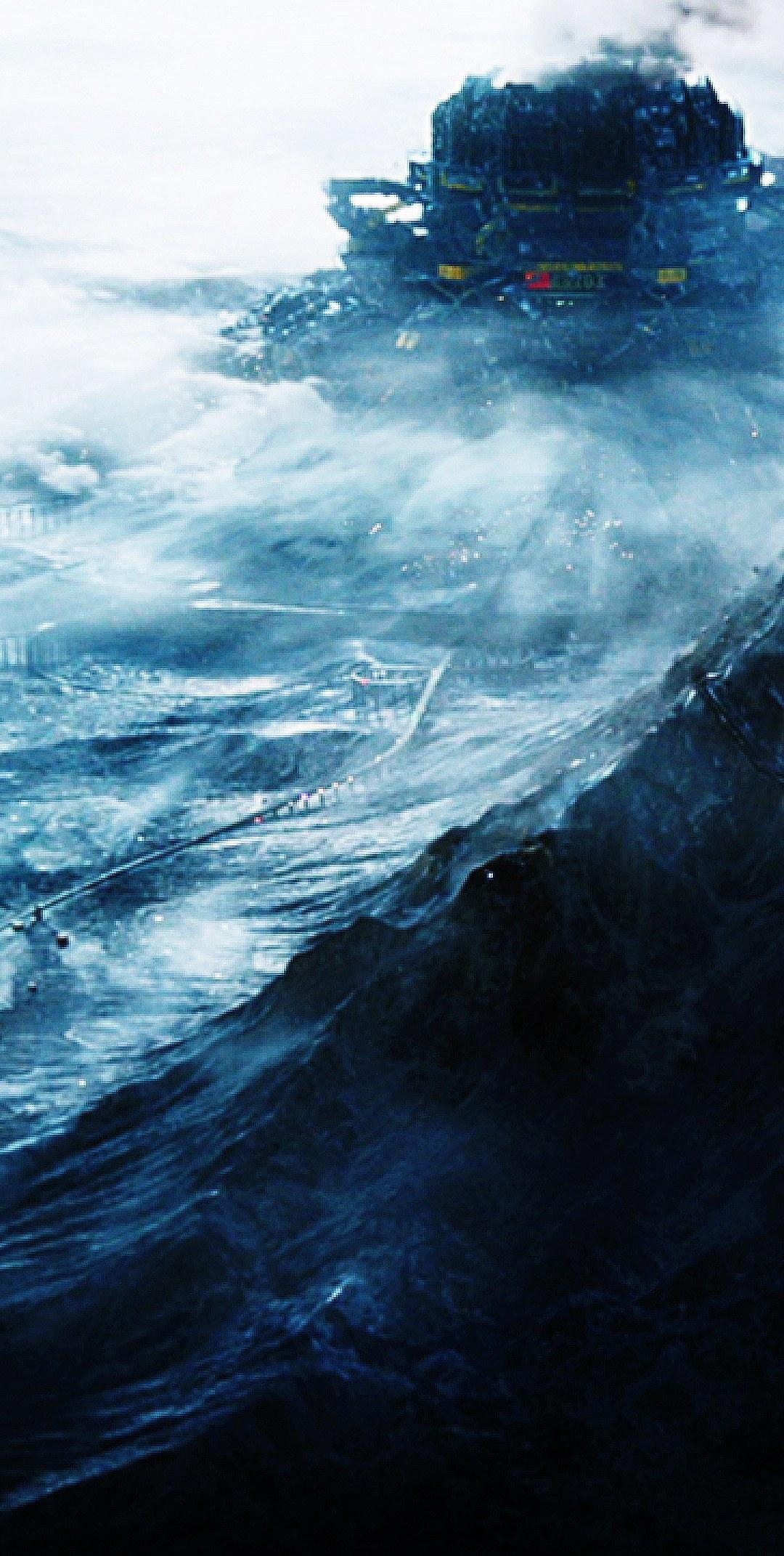 求《流浪地球》高清壁紙或動態壁紙