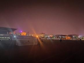感觉夜晚的风景拍出来不知怎么就感觉图片变得明媚了起来。