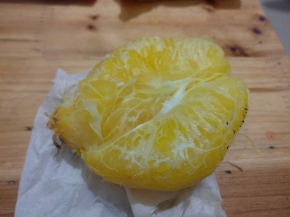 《冰糖烤橙》
