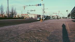 随心拍,小镇街道