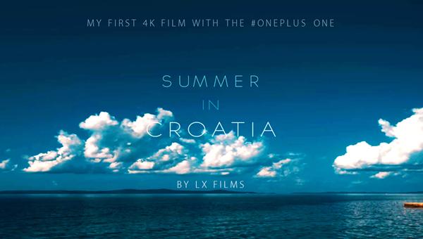 克罗地亚的旖旎风光:来自一加手机拍摄的4K视频