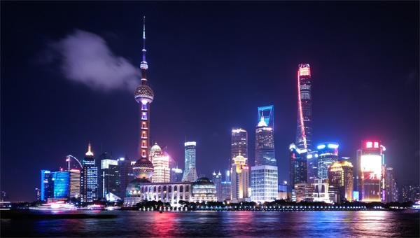 这里是上海(附:手动模式拍摄夜景教程)