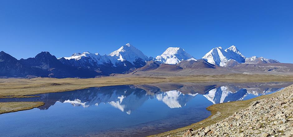 【行攝西藏】遇見夢中的卓木拉日