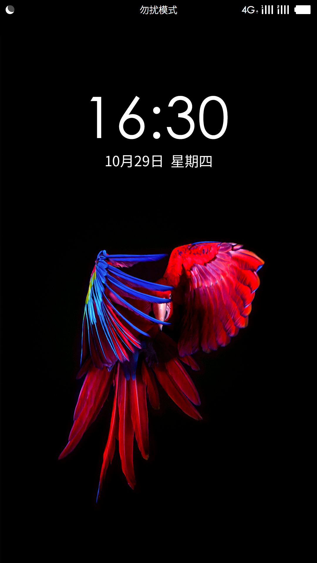 Macaw Lockscreen.png