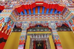 【行摄西藏】俄尔寺的灯光