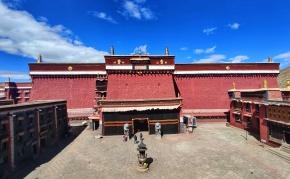 【行摄西藏】走进灰白色的房子(萨迦寺)