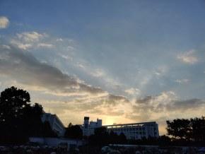 昨日的南京的天,中国地图的云