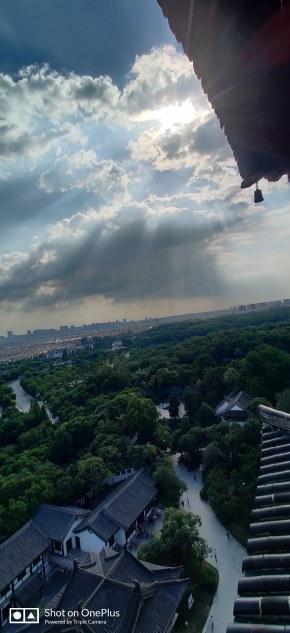 扬州风景 大明寺 瘦西湖