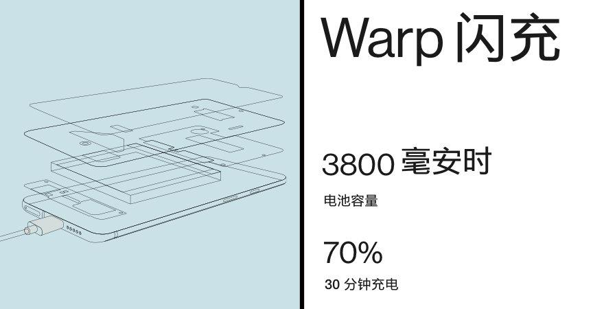 Warp Charge 30T