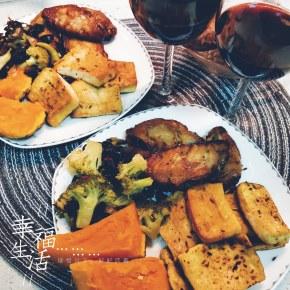 美好的晚餐??!o(∩_∩)o