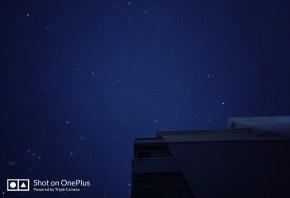 第一次拍星空