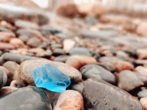 【假裝攝影】院子里的石堆