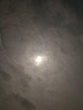 你们的月亮都是怎么拍的?