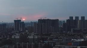 【建筑风光】城市的一天