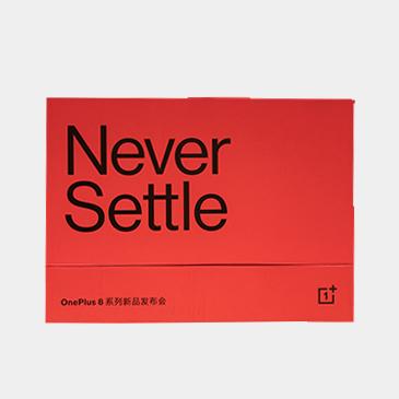 OnePlus 8 系列发布会应援礼包