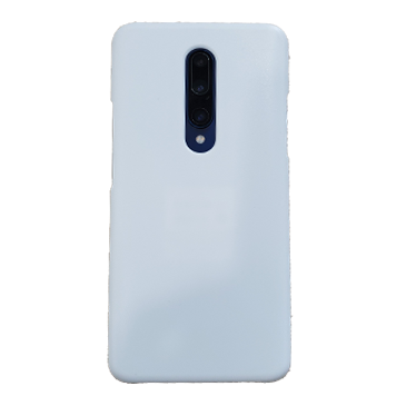 一加7Pro白色手机壳