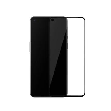 一加手机93D钢化玻璃保护膜黑色