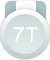 一加 7T 系列開版紀念章
