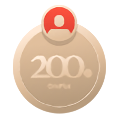 200万加油 纪念勋章