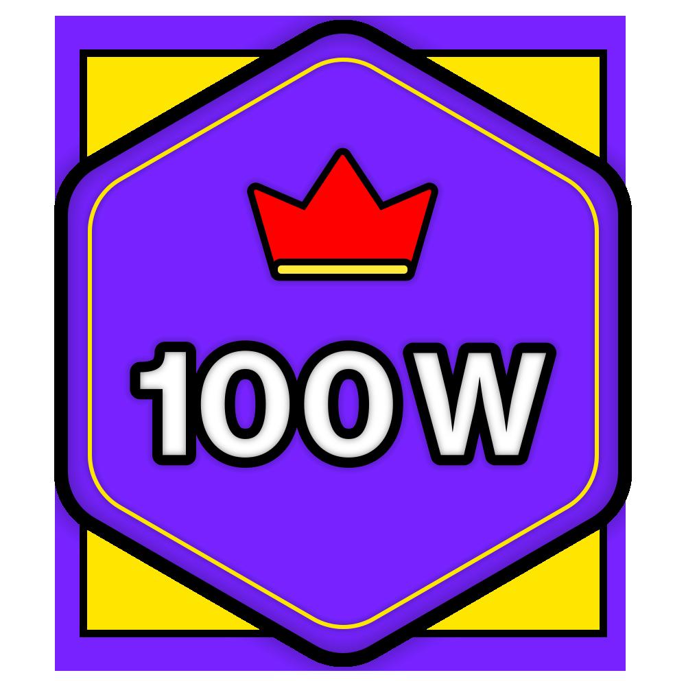 100万加油 纪念勋章